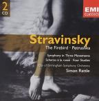 Stravinsky: The Firebird; Petrushka; etc.