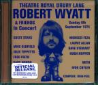 Theatre Royal Drury Lane: Robert Wyatt & Friends In Concert