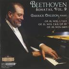 Beethoven: Sonatas, Vol. 9