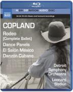 Copland: Rodeo; Dance Panels; El Salon Mexico; Danzon Cubano