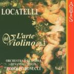 Locatelli: L'arte del violino Op.3, Vol. 1