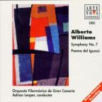 Alberto Williams: Symphony No. 7; Poema Del Iguazú