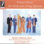 French Music for Harp and String Quartet