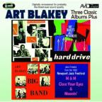 Three Classic Albums Plus: Big Band/Hard Drive/Jazz Messengers