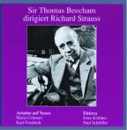 Sir Thomas Beecham Conducts Richard Strauss