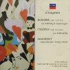 "Rossini/Respighi: La Boutique Fantasque; Chopin: Les Sylphides; Massenet: Meditation from ""Thais"""