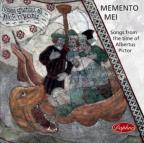 Memento Mei: Songs from the Time of Albertus Pictor