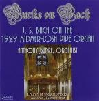 Bach on the 1929 Midmer-Losh Pipe Organ