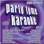 Party Tyme Karaoke: R&B Female
