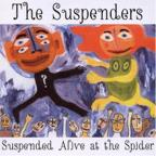 Suspended Alive At The Spider