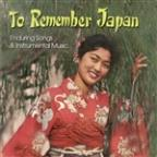To Remember Japan