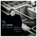 G.F. Handel: 8 'Great' Suites for Keyboard, HWV 426-433