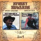 Stoney Edwards/She's My Rock