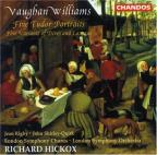 Vaughan Williams: Five Tudor Portraits; Five Variations of Dives and Lazarus