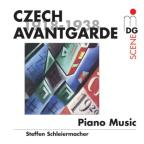 Czech Avantgarde Piano Music, 1918-1938