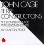 Cage:Three Constructions