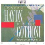 Haydn: Piano Concertos In F, In D And I