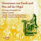 Organ Music By Fasch And Petz