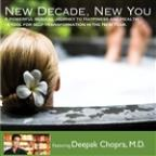 Rasa Living Presents: New Decade, New You featuring Deepak Chopra