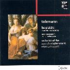 Suite Telemann: Les Plaisirs / Huggett, Enlightenment