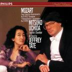 Mozart: Piano Concertos 26 & 27 / Uchida, Tate, English Co