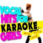 Karaoke - Vocal Hits For Girls, Vol. 3