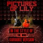 Pictures Of Lily (In The Style Of The Who) [karaoke Version] - Single