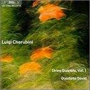 Luigi Cherubini: String Quartets, Vol. 1