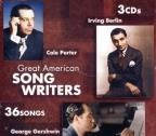 Great American Song Writers