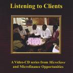 Listening To Clients Series Video-CD