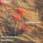 Luigi Cherubini: String Quartets, Vol. 2