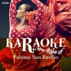 Karaoke - In The Style Of Paloma San Basilio