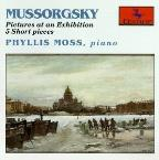 Mussorgsky: Pictures at an Exhibition / Brigitte Engerer