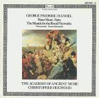 Handel: Water Music, Royal Fireworks / Christopher Hogwood