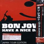 Have A Nice Day-Japanese Tour Ed.