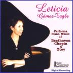 Leticia Performs Piano Music Of Beethovenchopin &
