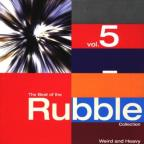 Best of the Rubble Collection Vol. 5: Weird and Heavy