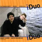 iDuo plays Rachmaninoff, Ravel, Debussy