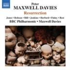 Peter Maxwell Davies: Resurrection