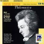 Complete Mozart Divertimentos: Historic First Recorded Edition, CD 6