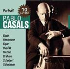 Great Cello Player Pablo Casals