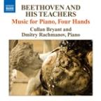 Beethoven and His Teachers: Music for Piano, Four Hands