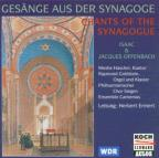 Chants of the Synagogu Vol 2 - Isaac & Jacques Offenbach