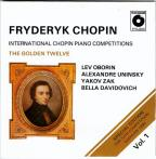 Chopin:Golden 12 Vol 01