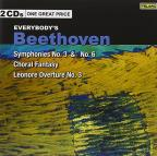 Everybody's Beethoven: Symphonies Nos. 3 & 6