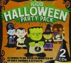 Kids Halloween Party Pack