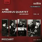RIAS Amadeus Quartet Recordings, Vol. 3: Mozart