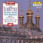 Spirit of Russia - Schnittke