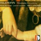 Telemann: Triosonatas For Oboe And Recorder