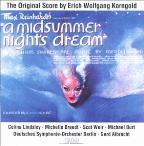 Midsummer Night's Dream: The Original Score by Erich Wolfgang Korngold